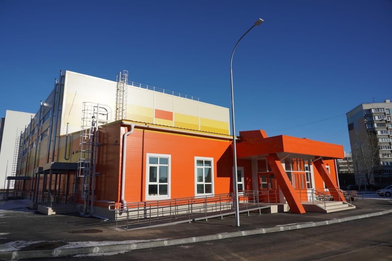ФСК «Батут» в Тольятти откроется в 2020 году