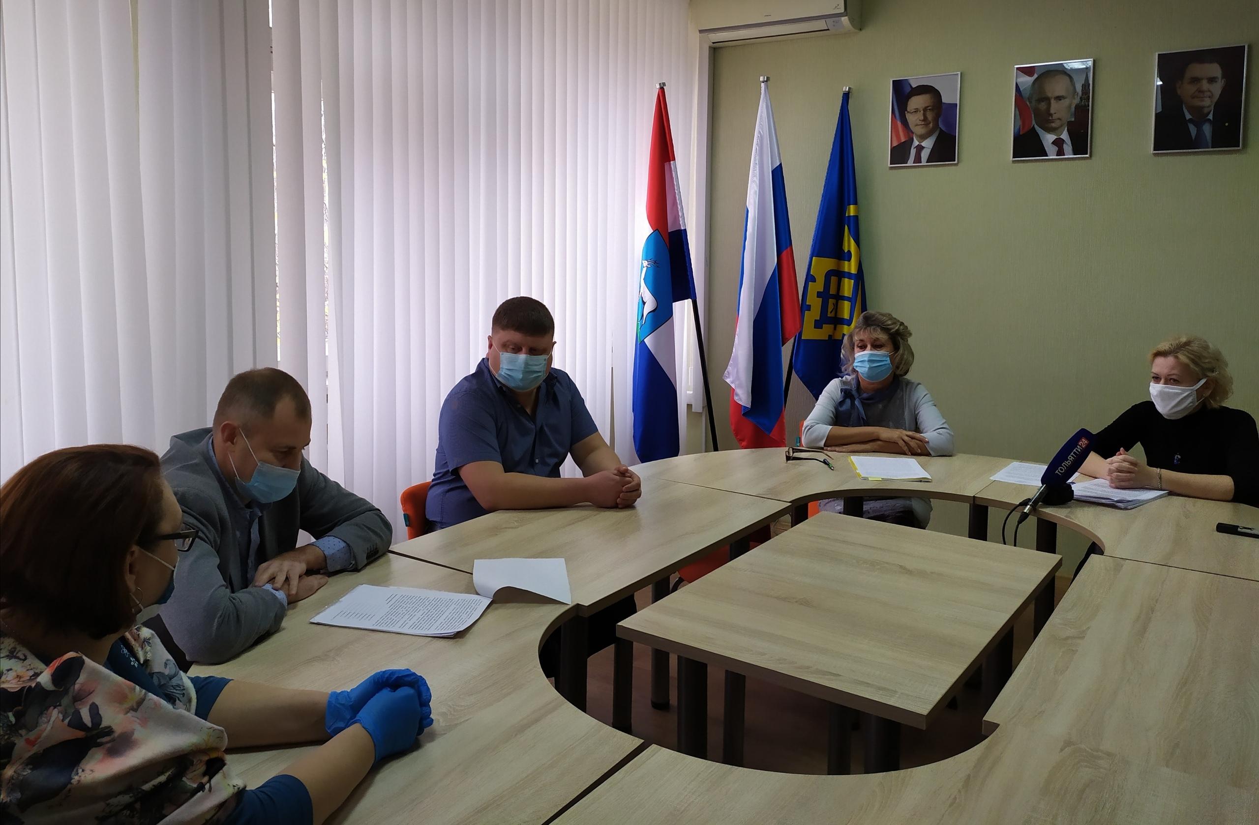 Глава Тольятти утвердил нецелесообразность объединения гимназии № 48 и школы № 43