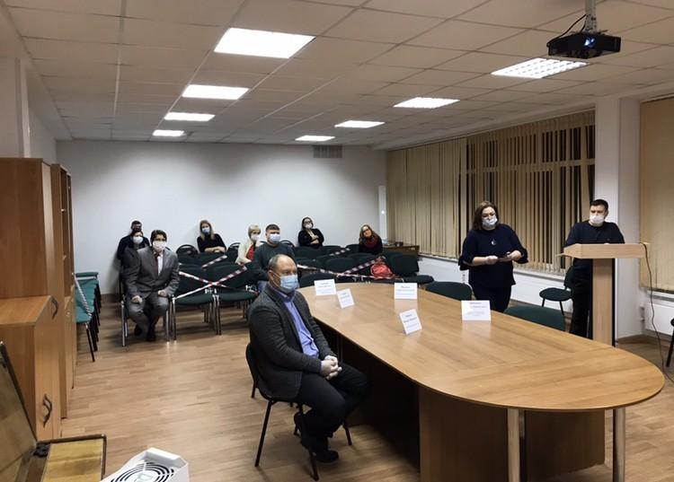 Родители учеников школы №43 совместно с депутатами отстояли школу