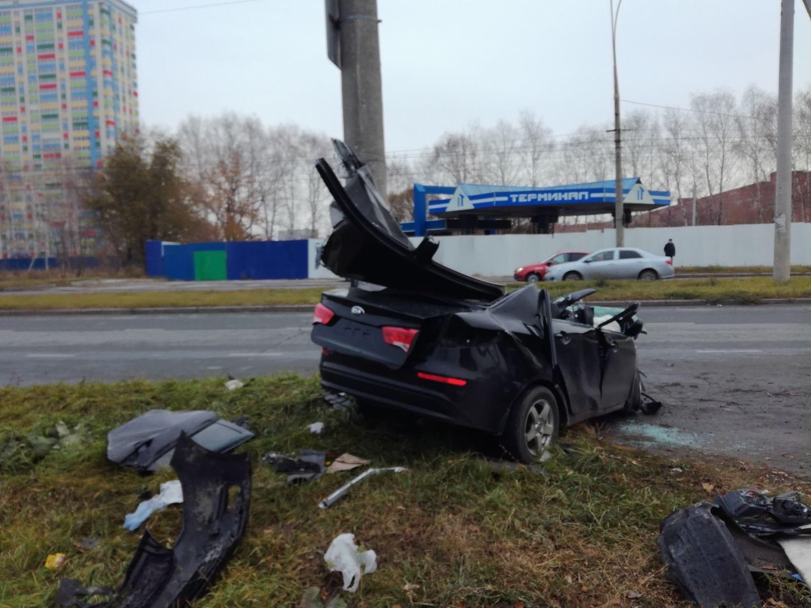 Участник страшного ДТП в Тольятти умер в больнице