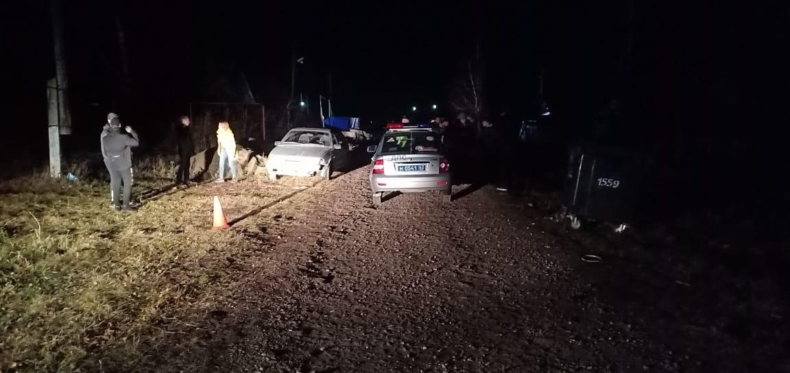 Под Тольятти пьяная девушка без прав сбила школьницу на обочине