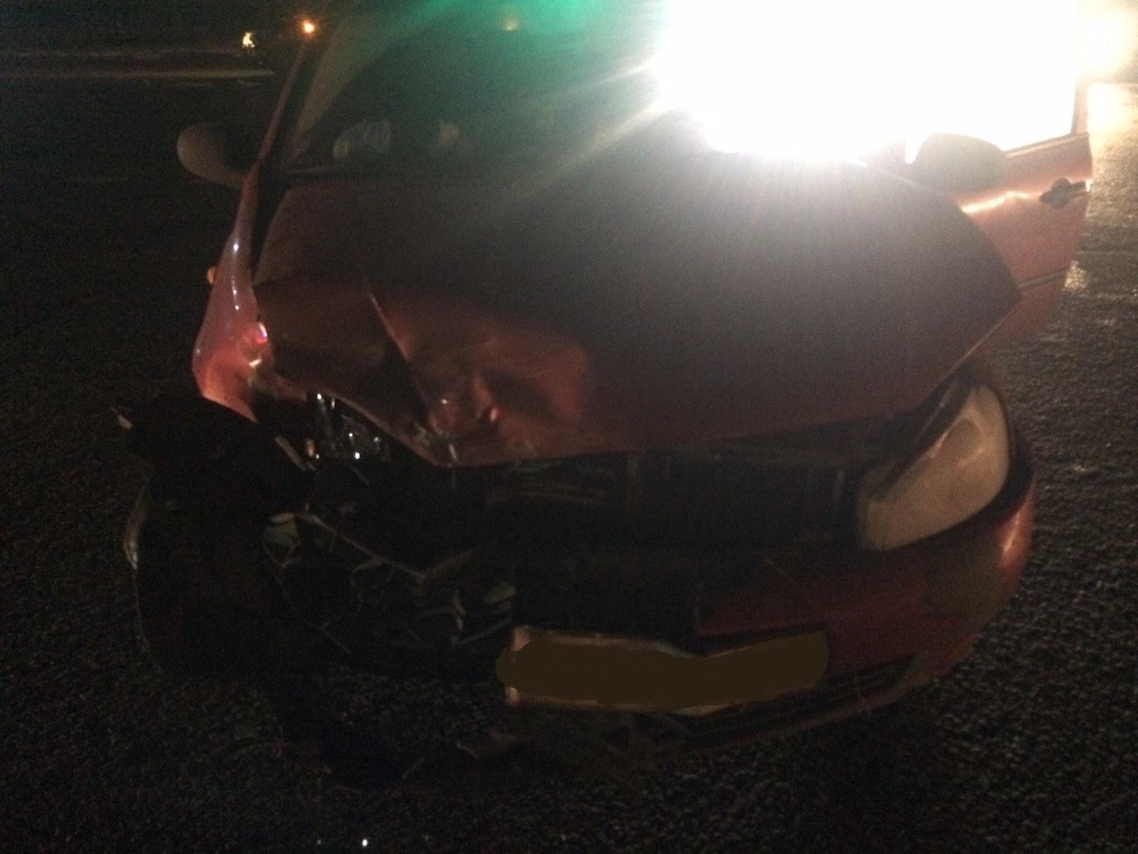 В аварии на перекрестке двух шоссе в Тольятти пострадала женщина
