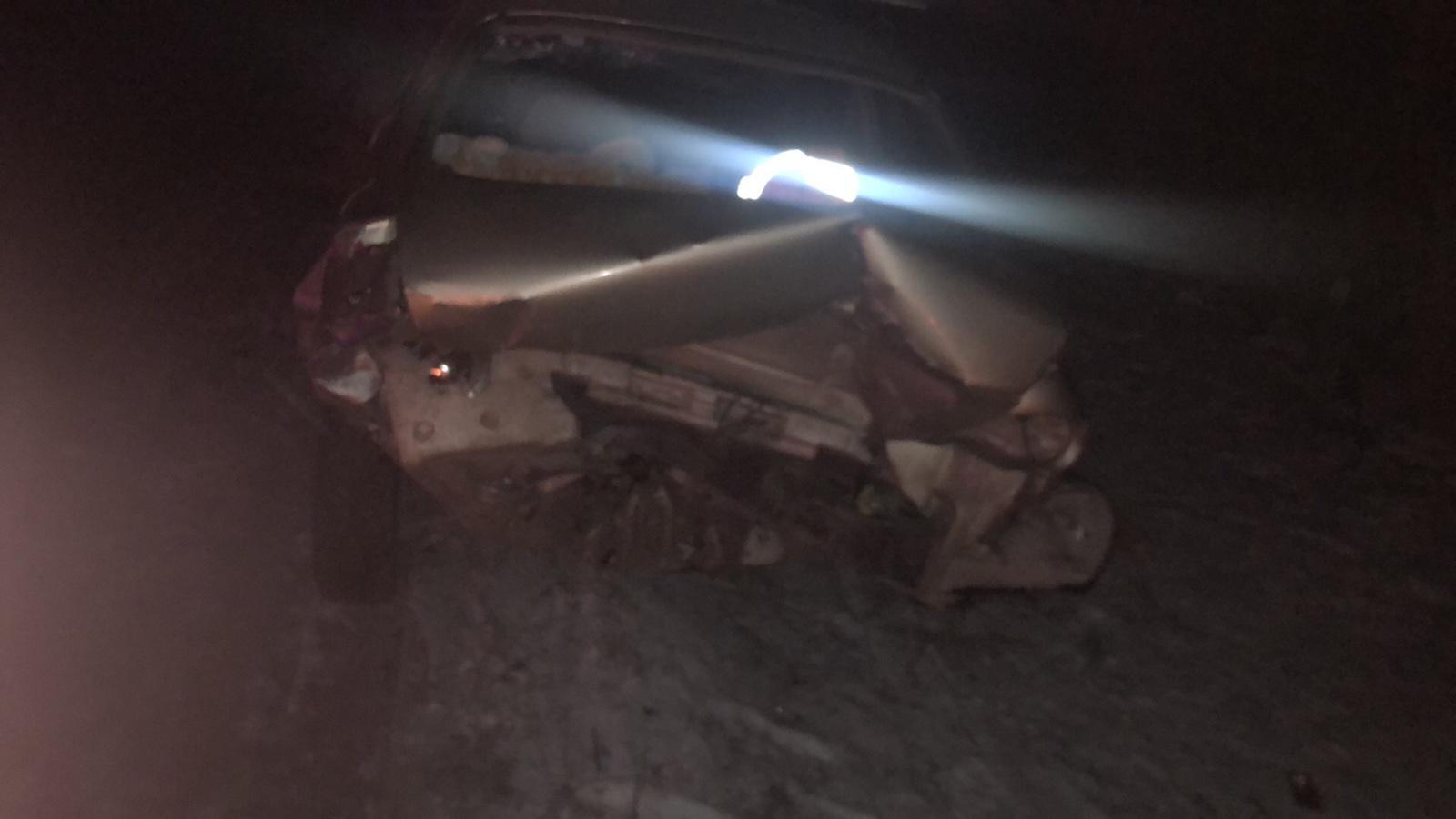 В Тольятти машина сбила водителя, который остановился помочь женщине