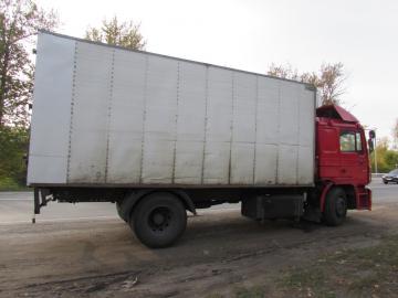 Под Тольятти задержали водителя грузовика с поддельными правами
