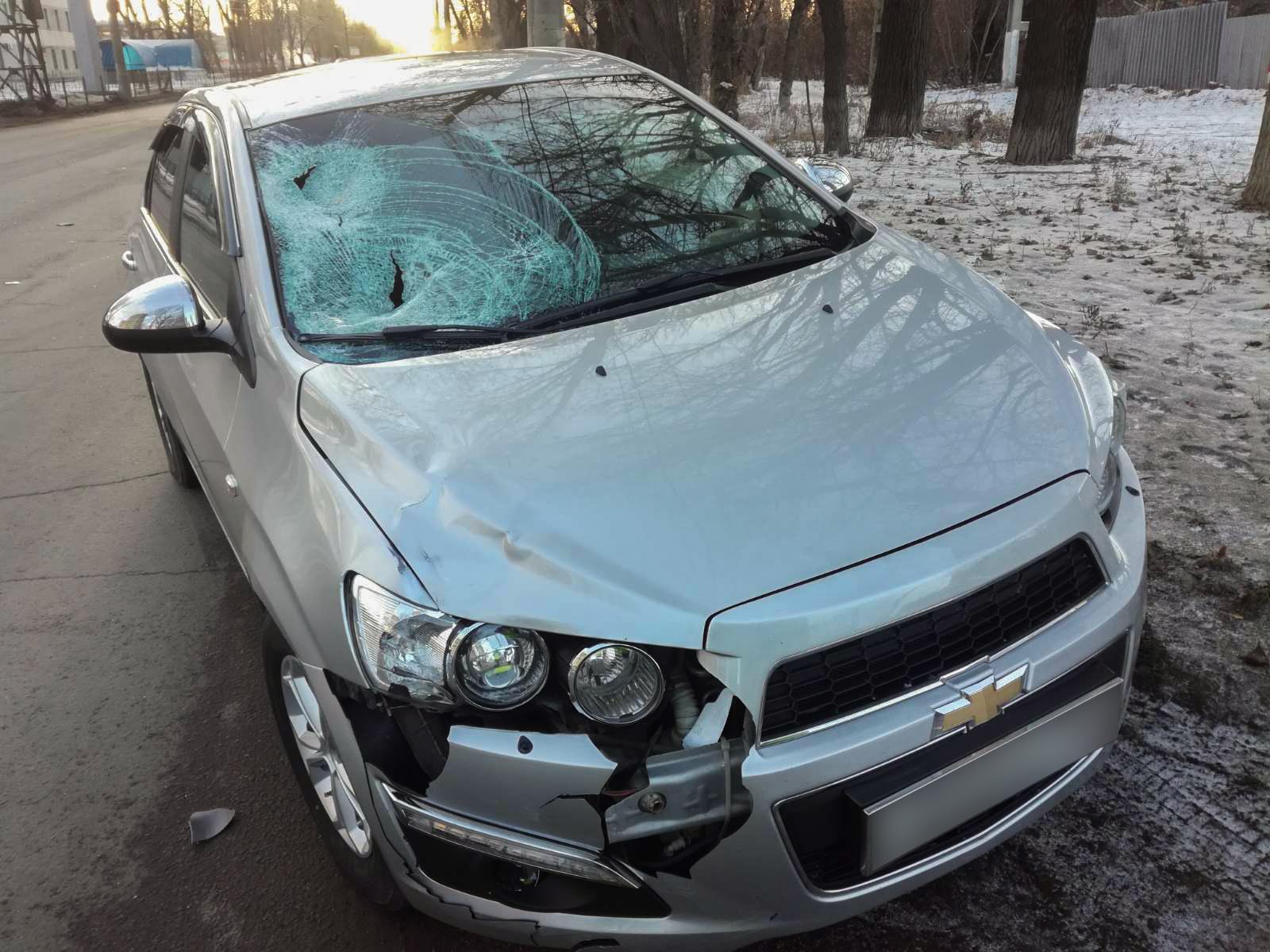 В Тольятти автомобиль сбил насмерть пенсионера