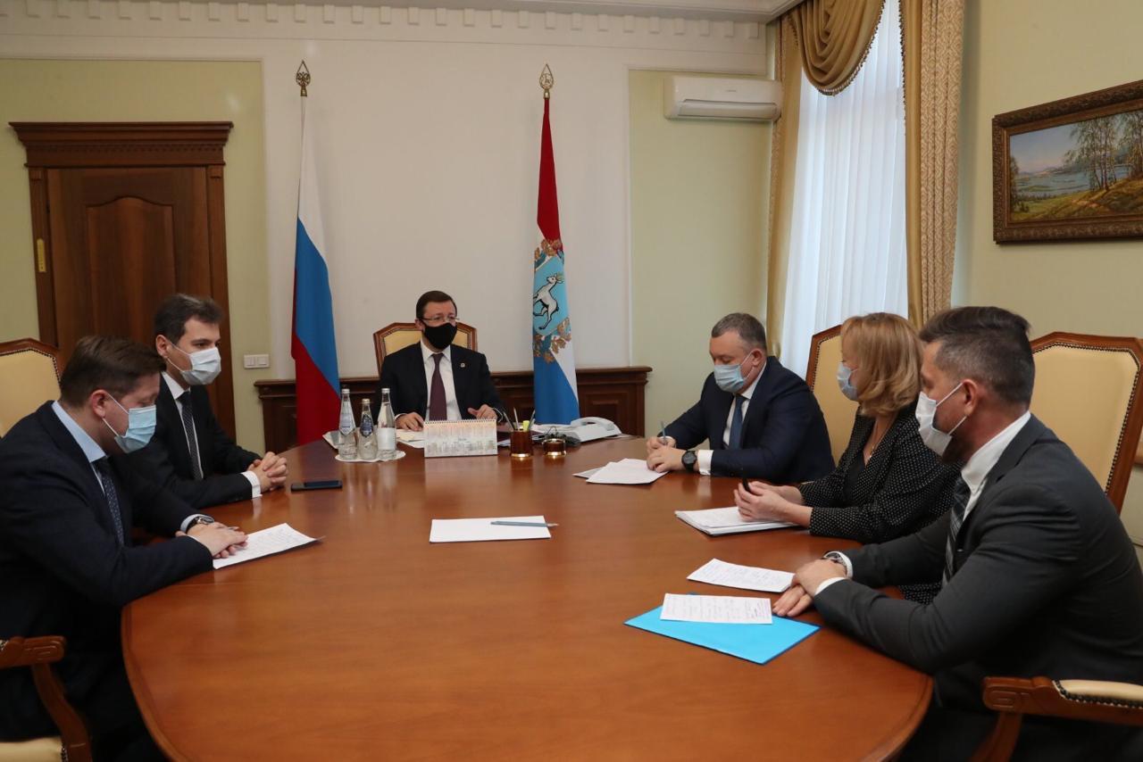 Специалисты ФМБА помогут улучшить работу ковид-госпиталей в Самарской области