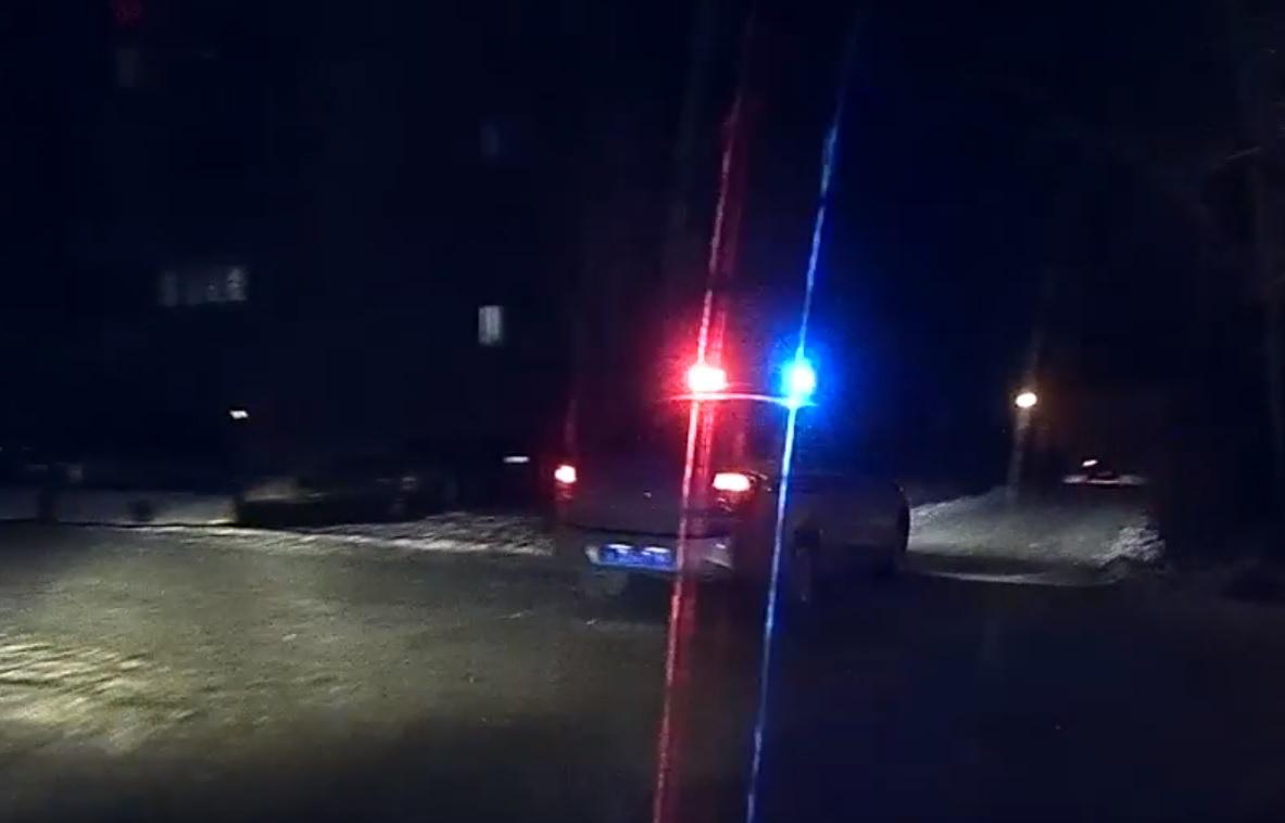 Задержание нетрезвого водителя в Тольятти попало на видео