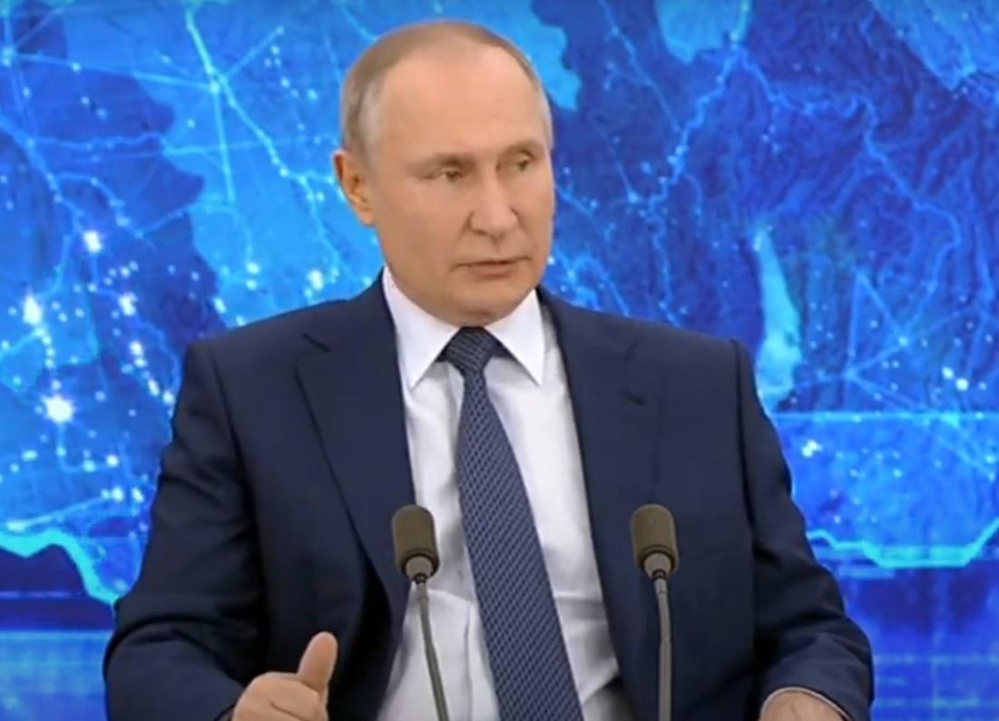 Сегодня Путин собирается вакцинироваться от коронавируса