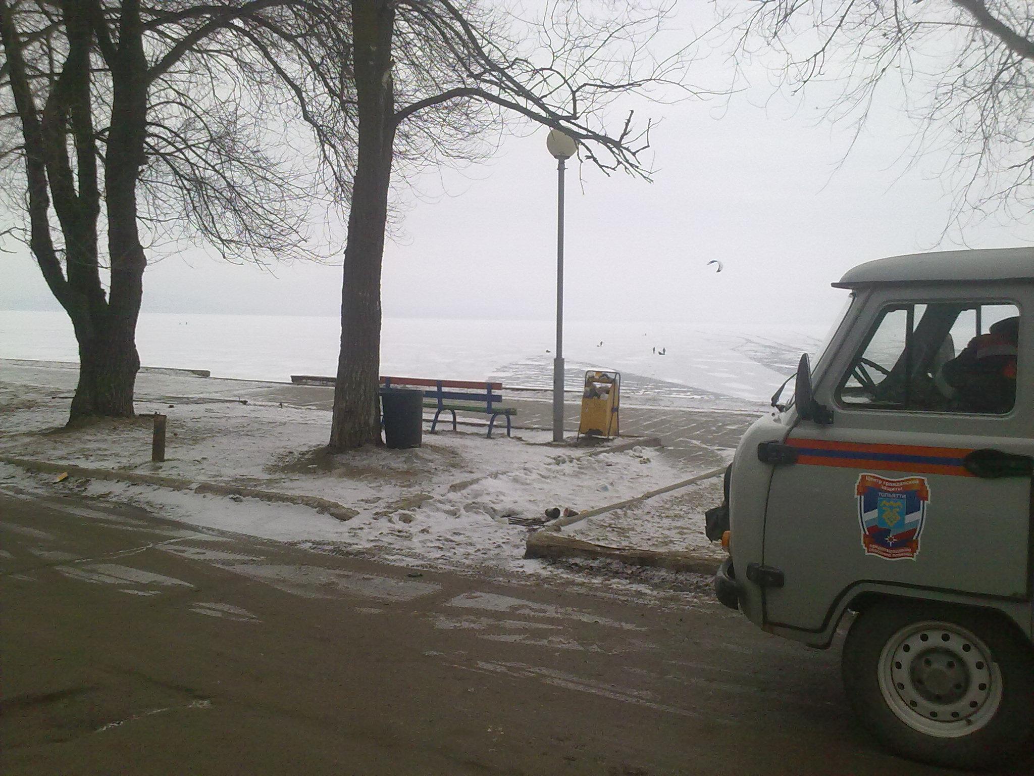 В Тольятти прошел рейд по опасным местам на воде