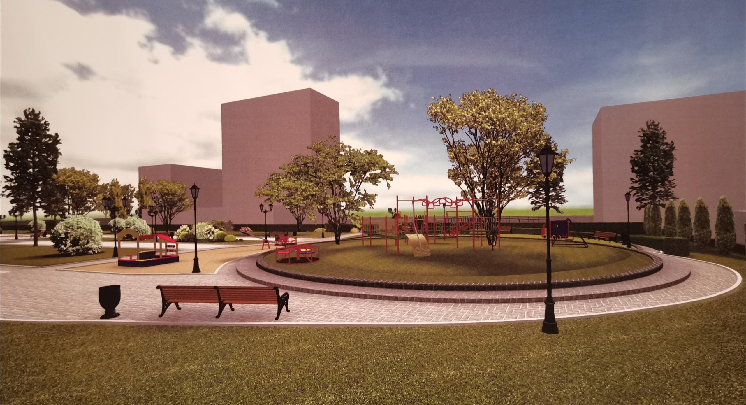 В Тольятти появится новый сквер