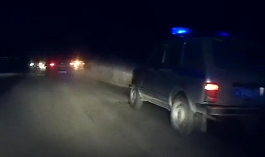 Машины улетали с дороги: В Самарской области развернулась погоня со стрельбой