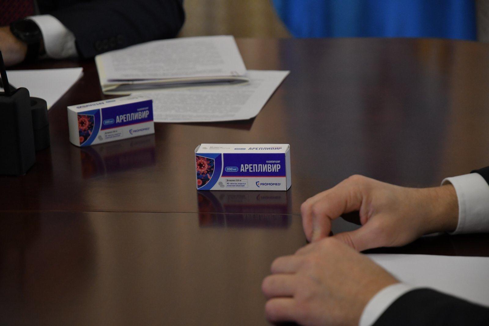 Врачи Самарской области получат инновационный препарат для лечения коронавируса