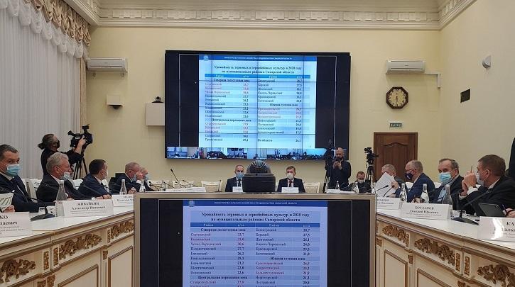 Рекорд урожайности, закупка техники и развитие сел: итоги года для АПК Самарской области