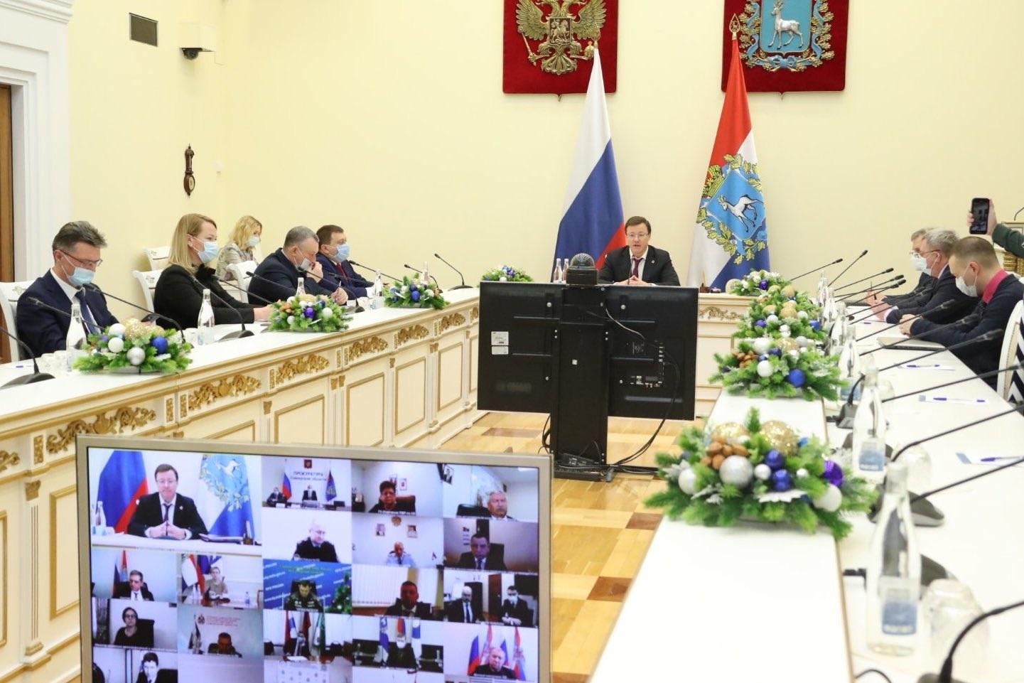 Почти 40%: В Самарской области снижается заболеваемость ОРВИ и пневмонией