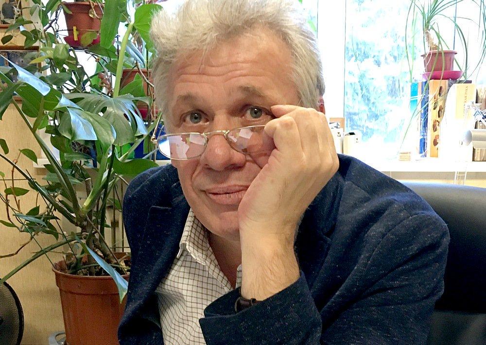 В Тольятти умер заслуженный деятель науки РФ Сергей Саксонов