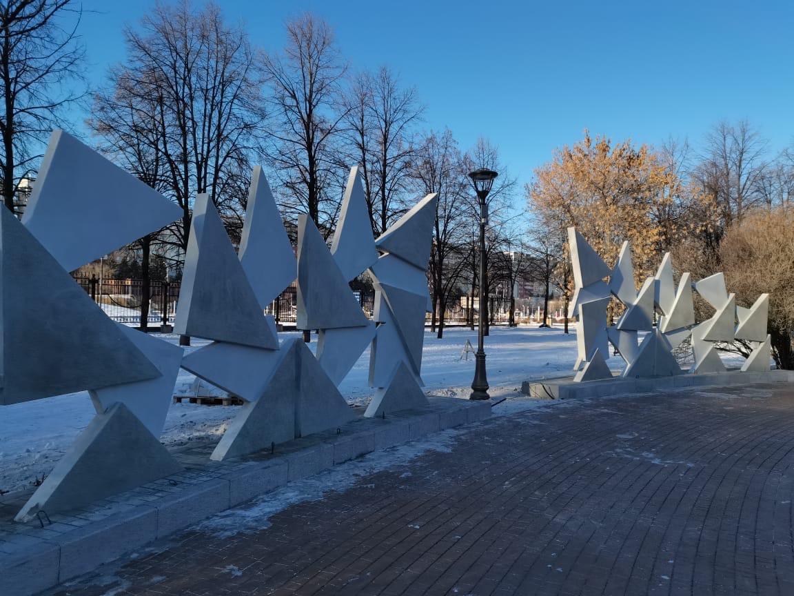 В Тольятти открыли мемориальную композицию «Письма с фронта»