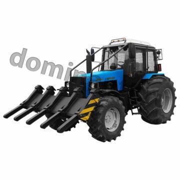Экономичные тракторы от МТЗ