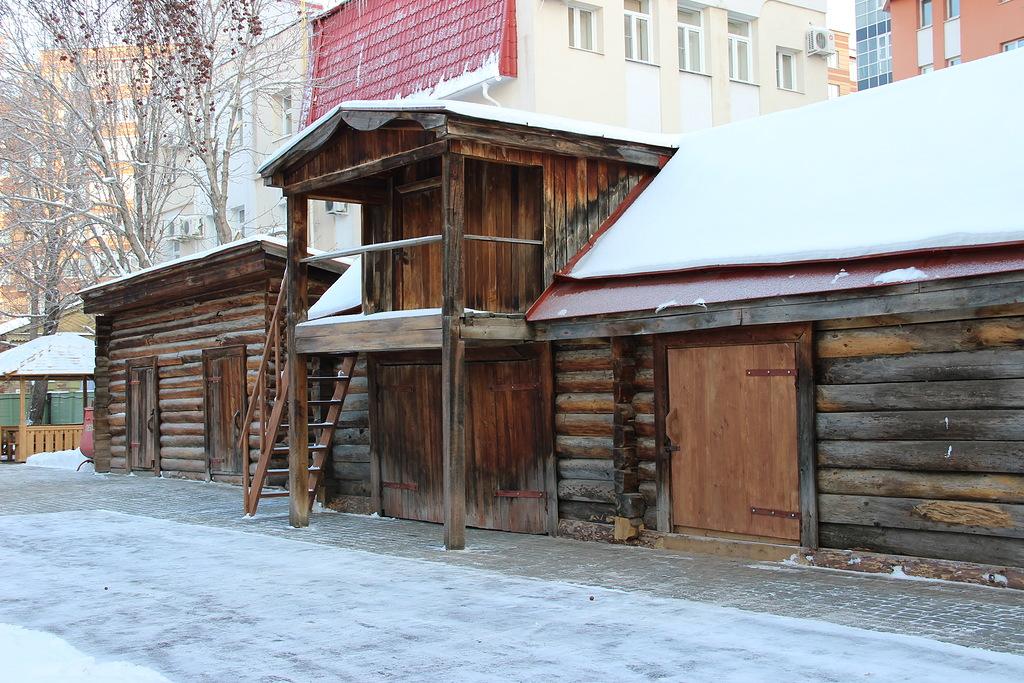 Дом-музей Ленина в Самаре показал «Картины прошлого усадьбы городской»