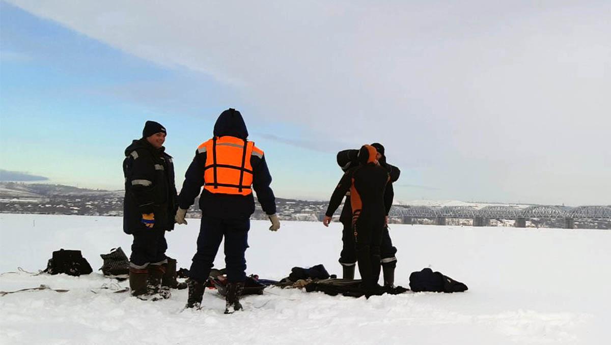 На Волге в Самарской области искали погибшего рыбака