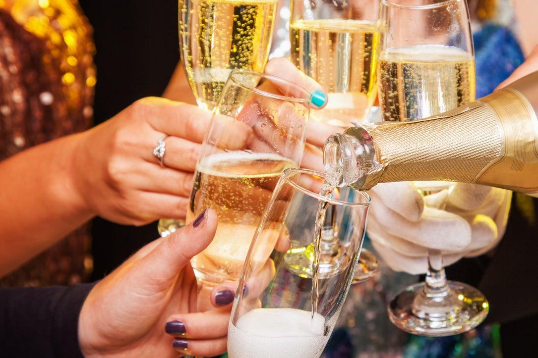 Как выбрать шампанское к Новому году