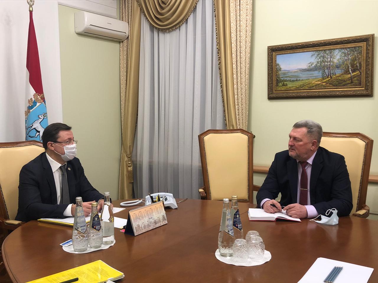 Антикоррупционный департамент Самарской области возглавил человек из ФСБ