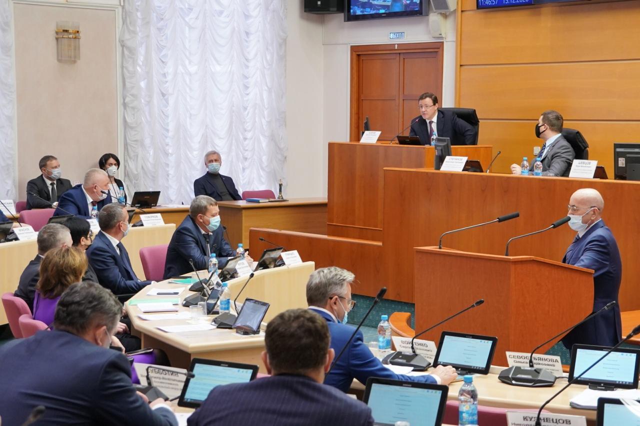 Молодые семьи, рабочие места, набережная: Тольятти в бюджете Самарской области на 2021 год