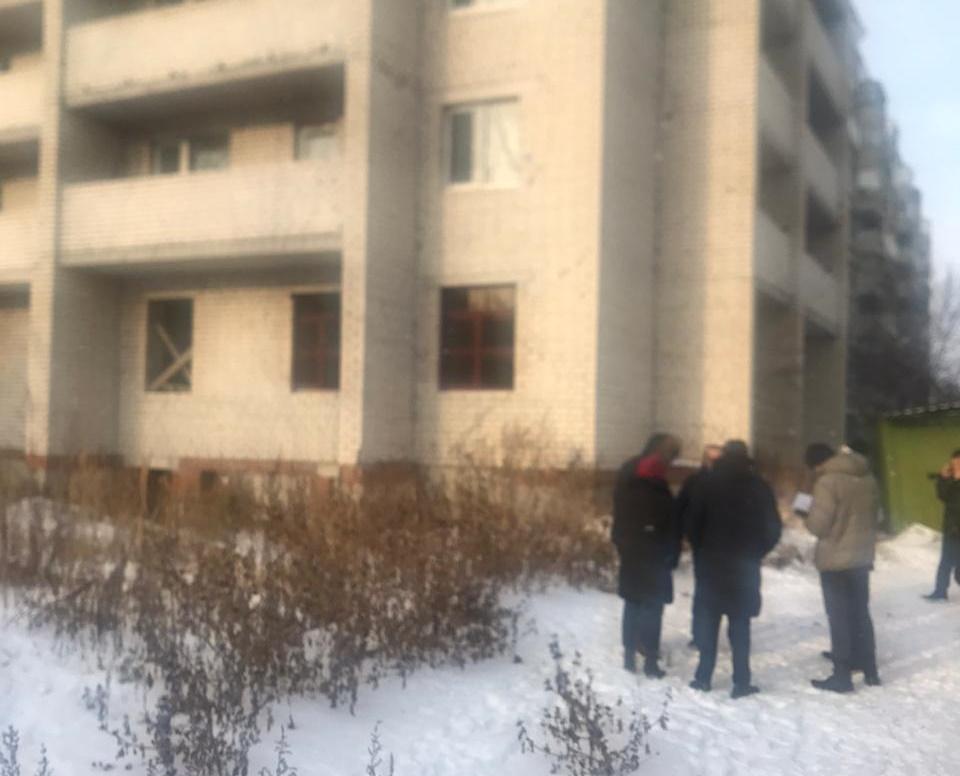 В Тольятти возобновили стройку проблемного дома на Южном шоссе