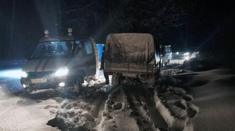 Потерявшийся турист провел ночь в лесах Жигулевского заповедника