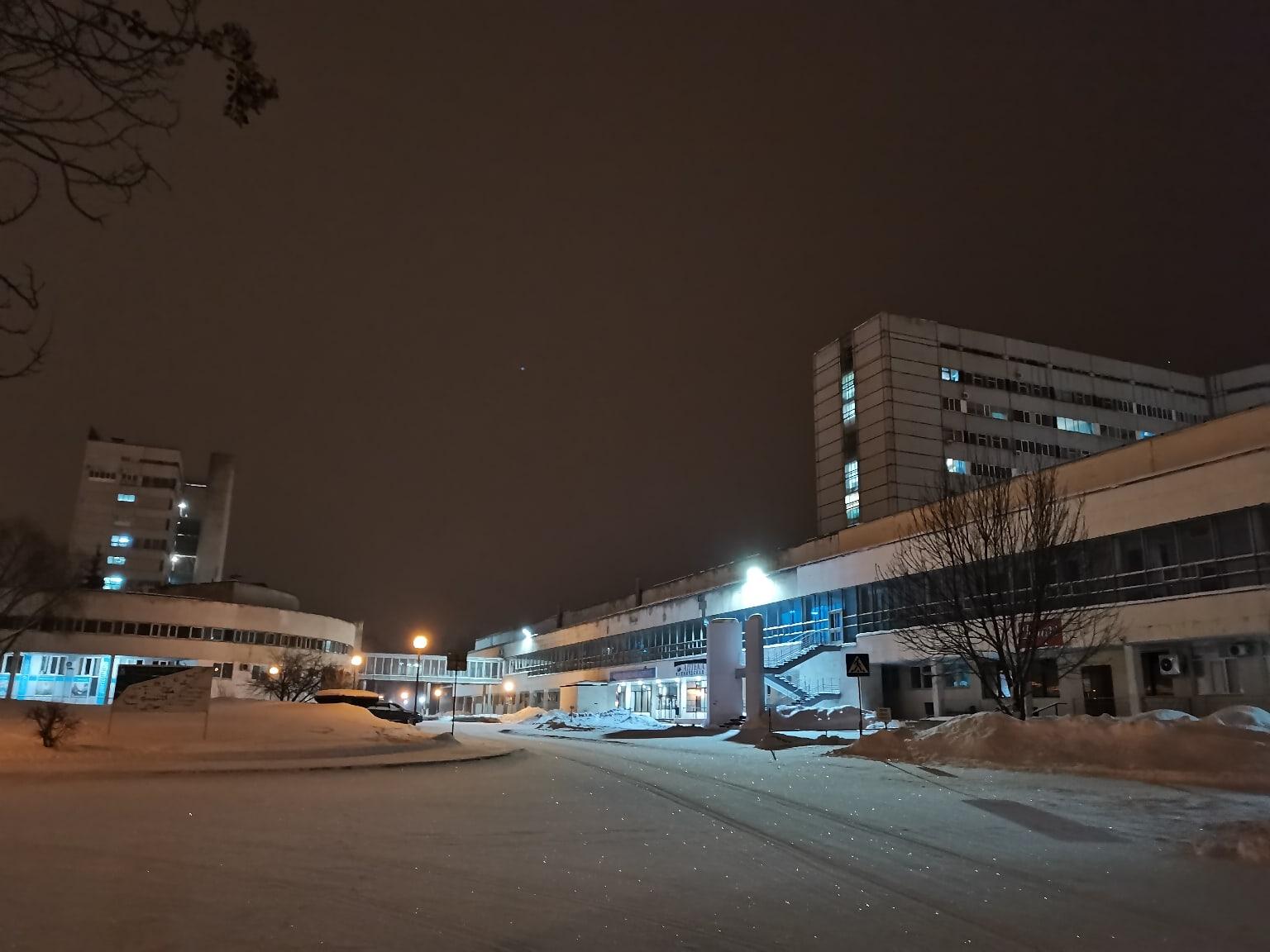 Тепло в Медгородок вернули до наступления ночи