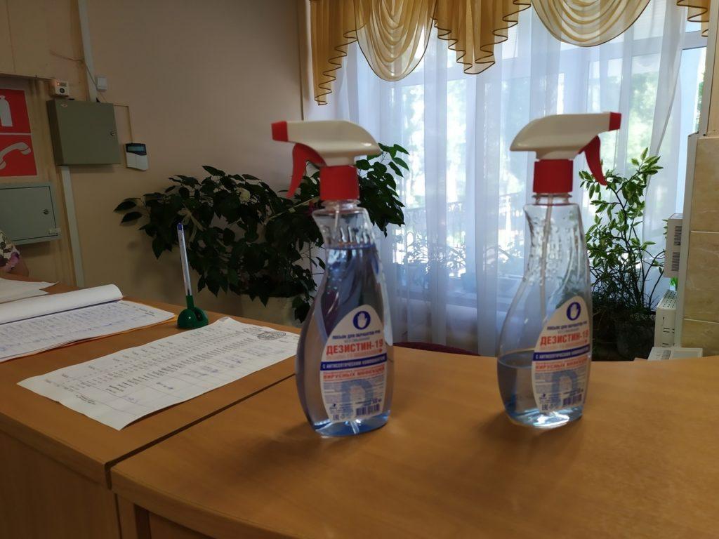 В школах Самарской области сохранят ограничения из-за COVID-19