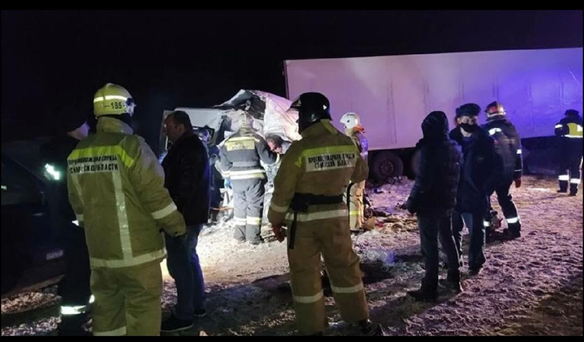 «У нас общая беда»: Дмитрий Азаров прокомментировал трагедию на трассе М-5