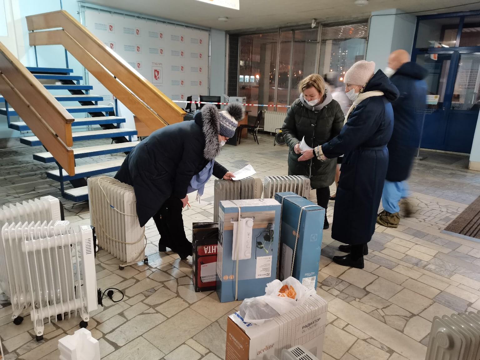 В Тольятти авария оставила без тепла Медгородок