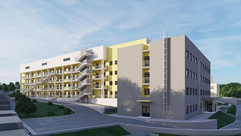 Губернатор Азаров заявил о старте строительства нового корпуса областной детской инфекционной больницы