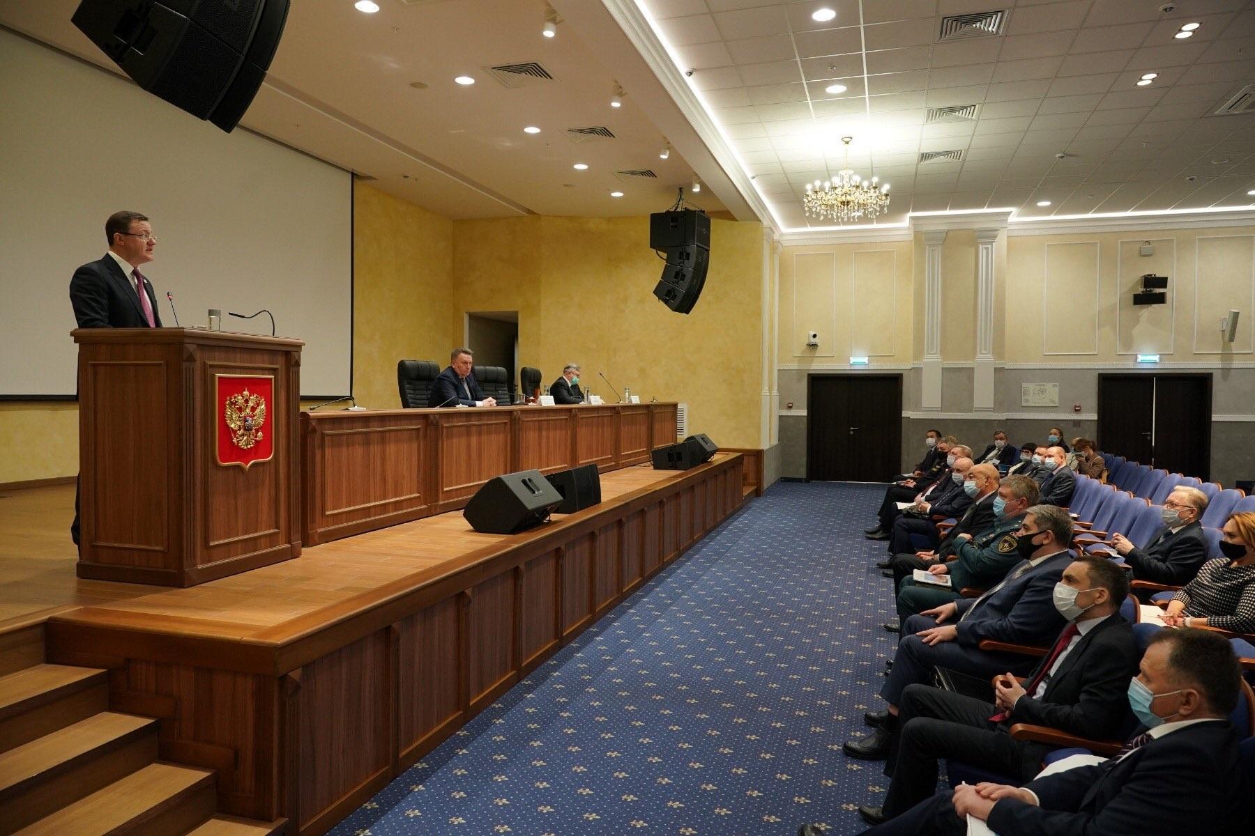 Дмитрий Азаров: «Коллектив Шестого кассационного суда достойно справился с вызовами года»