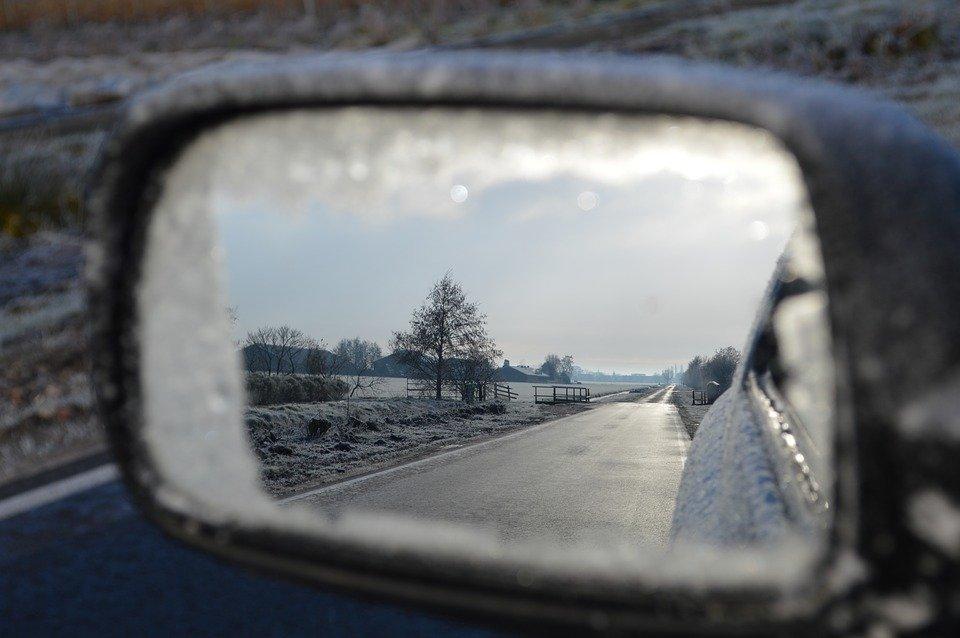 Две женщины едва не замерзли на трассе «Самара-Тольятти»
