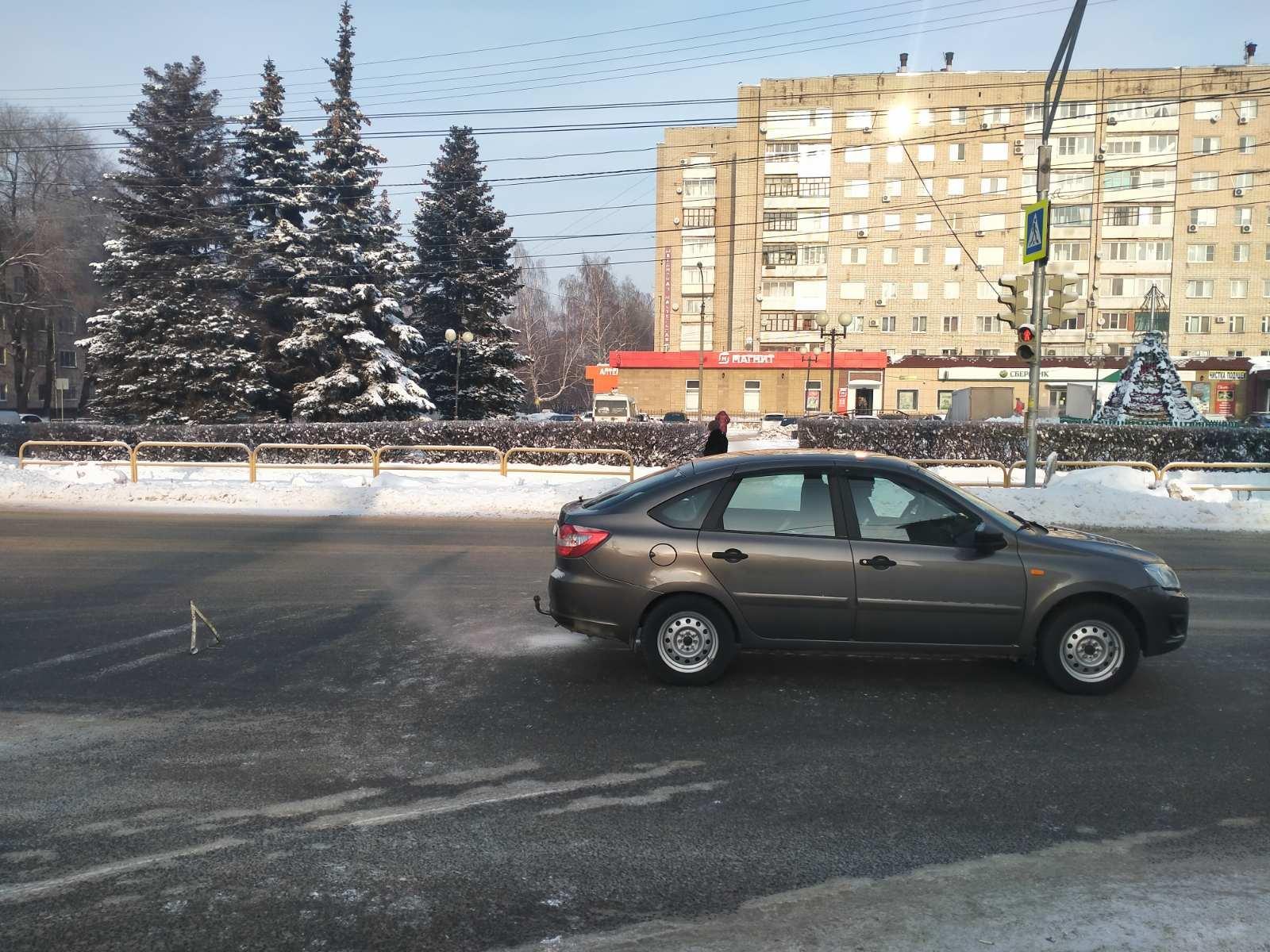 В Тольятти 12-летнюю девочку сбили на «зебре»