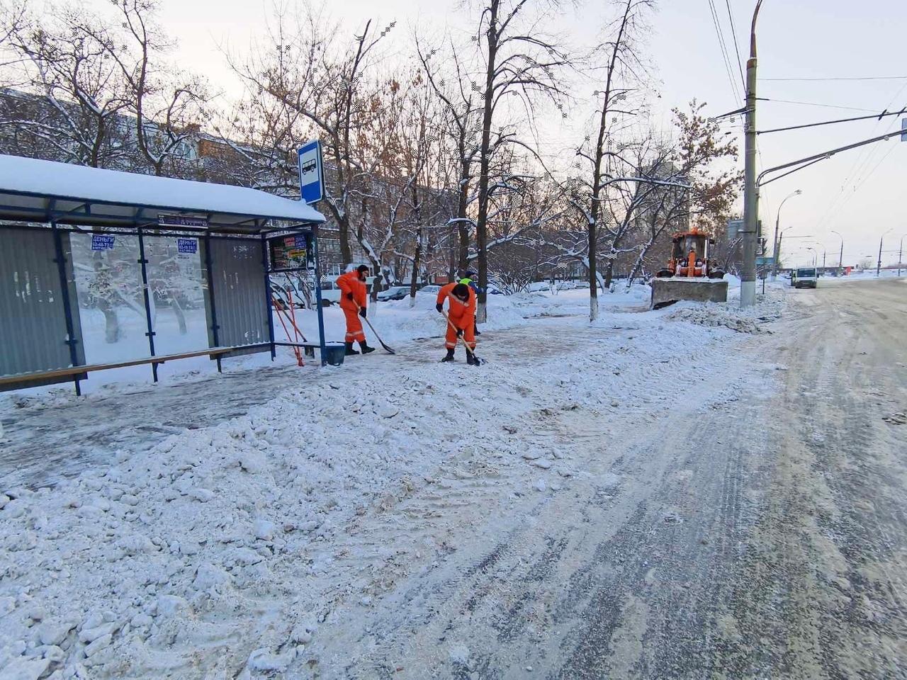 Дорожные службы Тольятти получили штрафы на 1 млн рублей