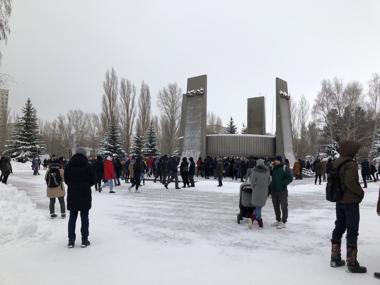 Неделя Тольятти: 638 заболевших COVID-19, акция протеста, отравление школьников