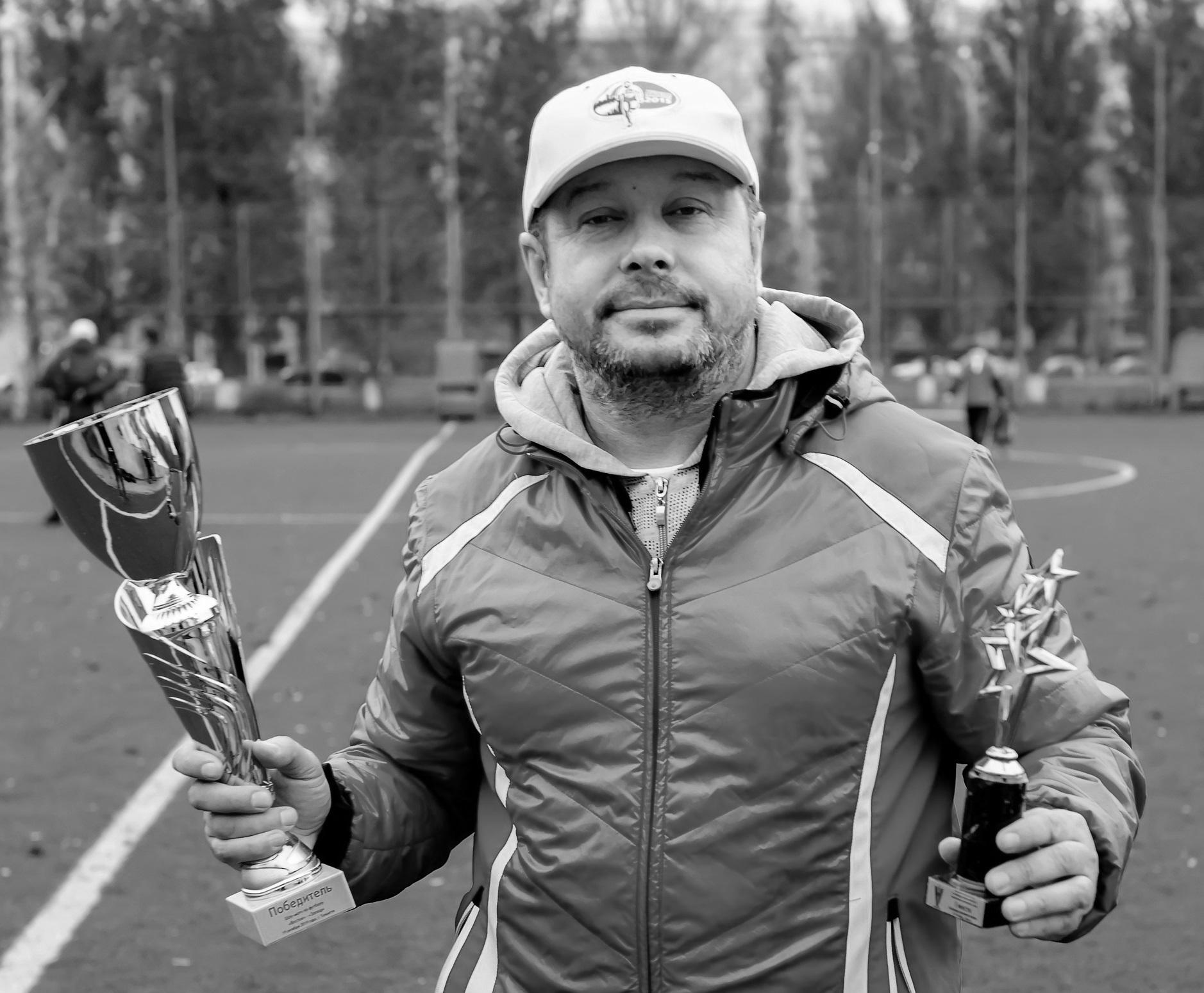 В Тольятти умер журналист Валерий Мальков