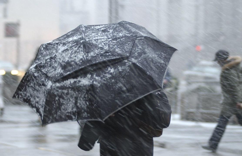 Метель, снег, дождь: Самарские синоптики рассказали о погоде на неделю