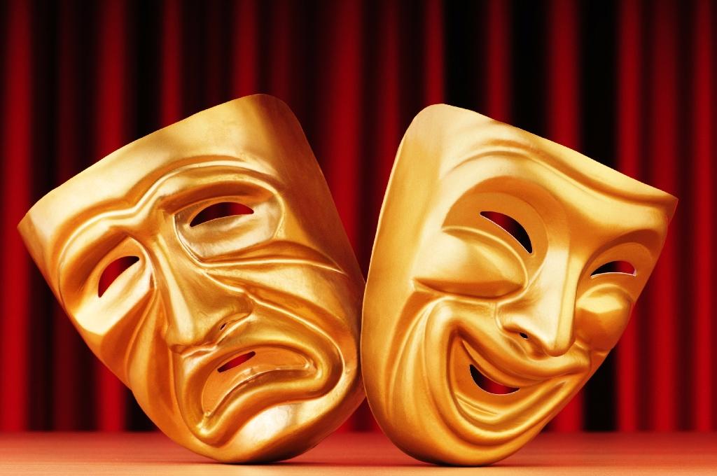 Театрализованная программа ко Дню театра «Я и Театр!»