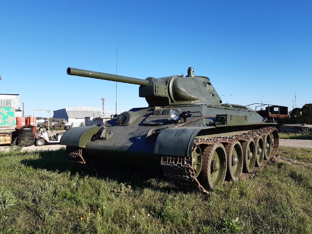 Знакомьтесь-Т-34-76