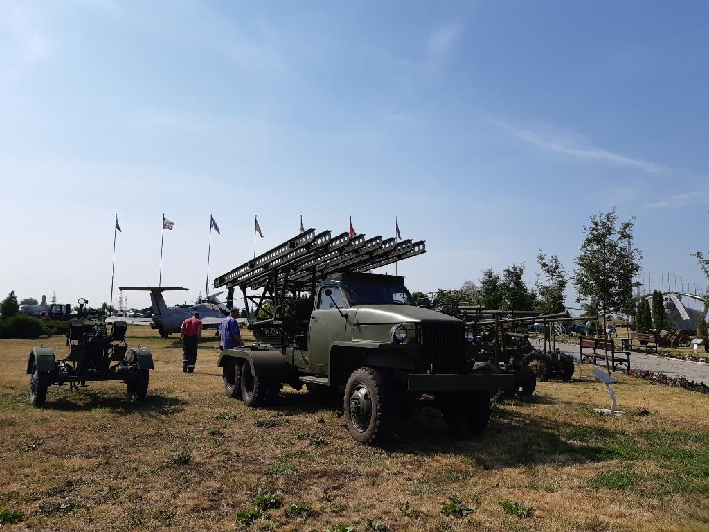 Военный экспонат. Выпуск №4 (Пусковая установка БМ-13 «Катюша»)