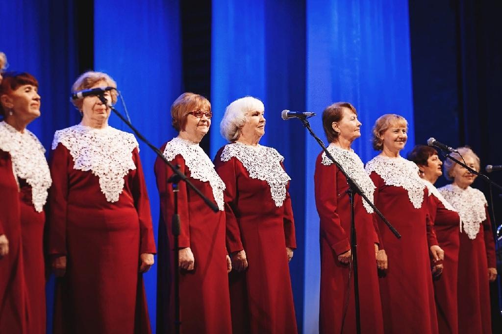 Онлайн-показ концерта «Серебряные нити»