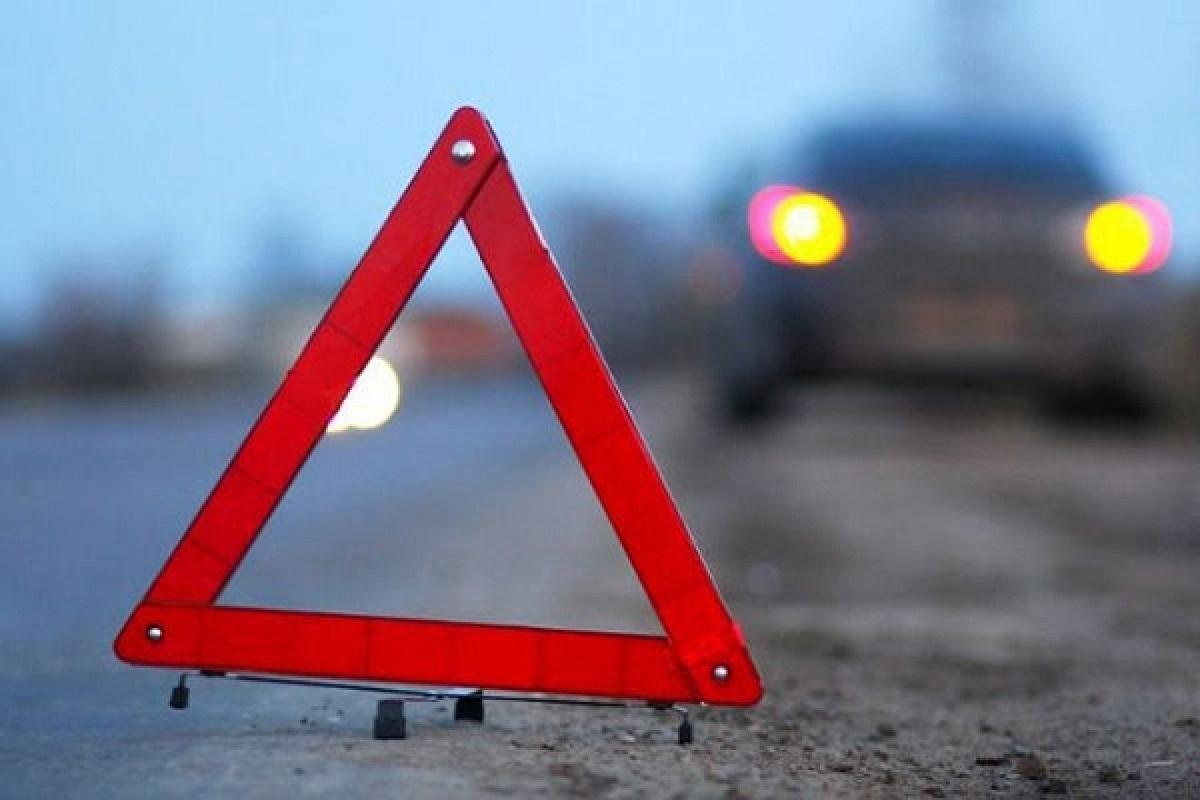 В Тольятти водитель легковушки врезался в автобус