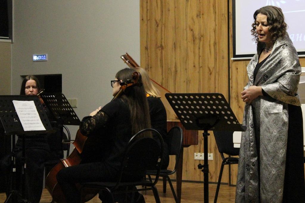 Концерт «Музыка слова Осипа Мандельштама»
