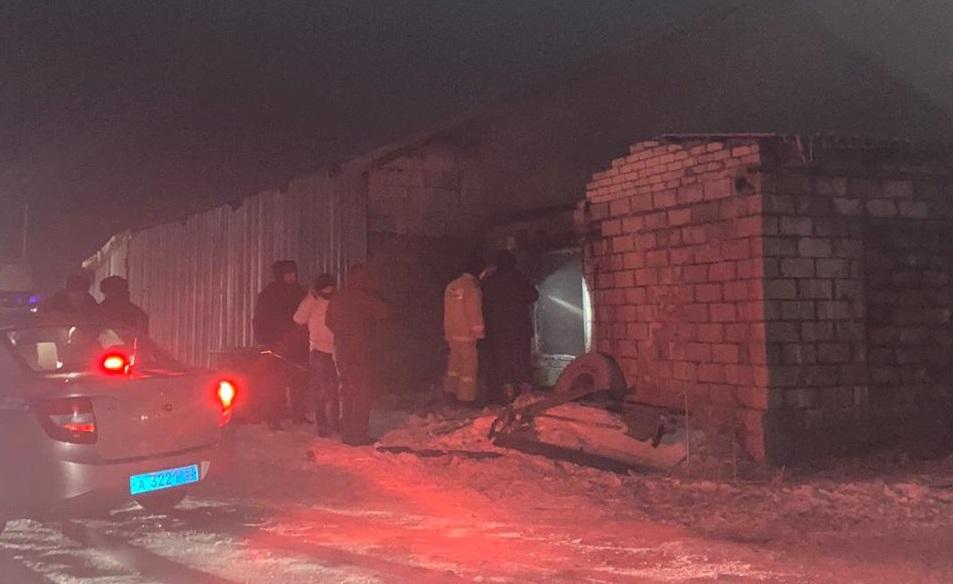 В Тольятти после пожара на складе нашли тело ребенка