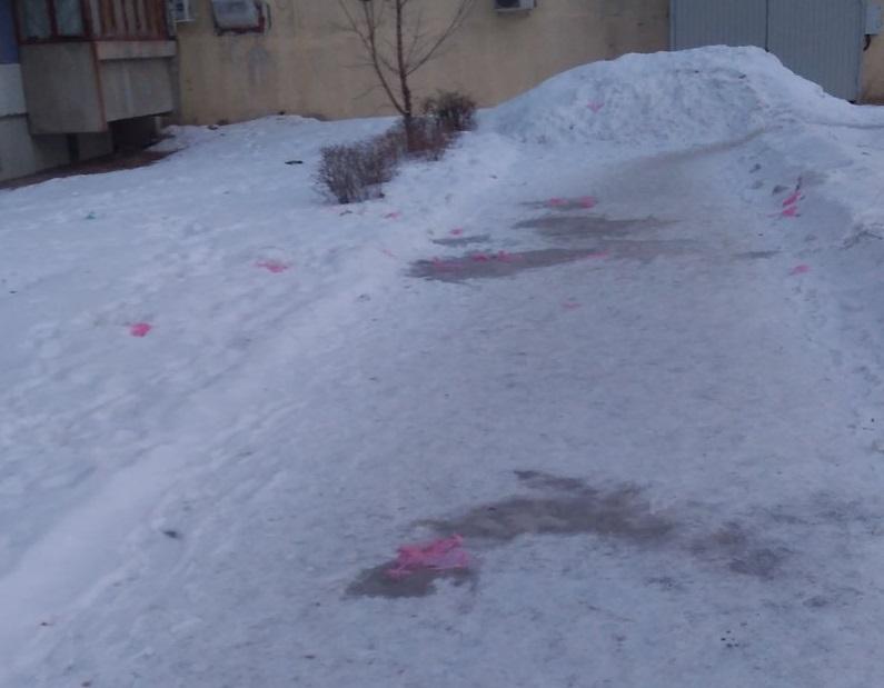 В Тольятти на улице девочке на голову бросили пакет с кипятком