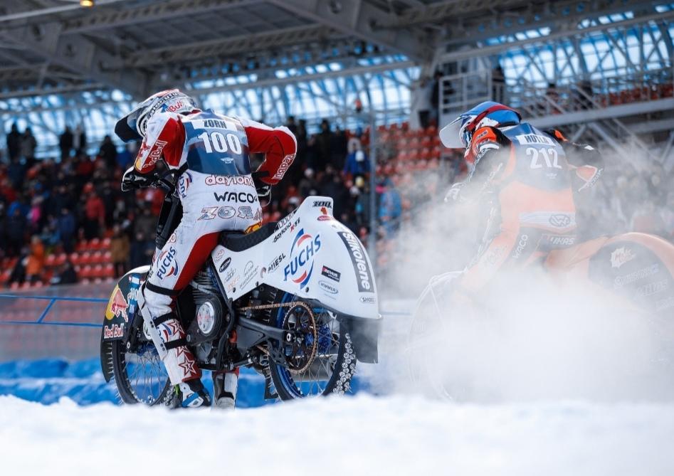 В Тольятти пройдет личный чемпионат мира по мотогонкам на льду