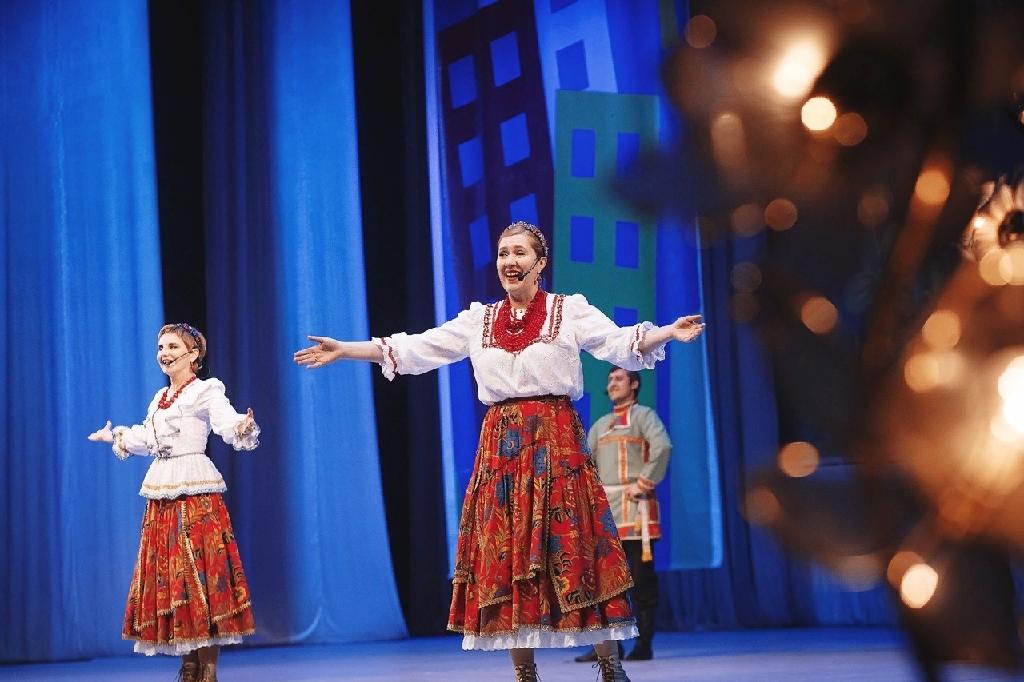 Концертная программа «Славься, Самарская наша земля!»